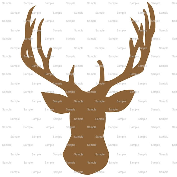 Deer Hunting Birthday - Edible Cake and Cupcake Topper For Birthday's and Parties! - D3964