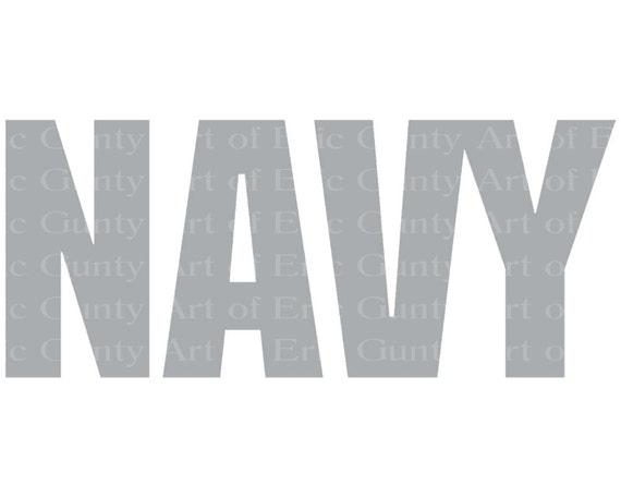 Navy Military Birthday ~ Edible 2D Fondant Birthday Cake/Cupcake Topper ~ D21924