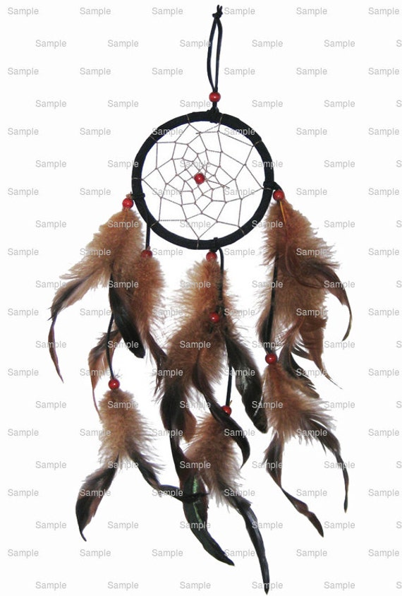 Indian Dream Catcher Birthday Topper - Edible Cake and Cupcake Topper For Birthday's and Parties! - D6780