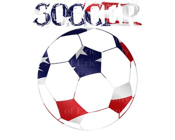 Soccer Sports Birthday ~ Edible 2D Fondant Birthday Cake/Cupcake Topper ~ D22000