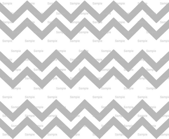 Silver - Chevron Birthday Background - Designer Strips - Edible Cake Side Toppers- Decorate The Sides of Your Cake! - D6363
