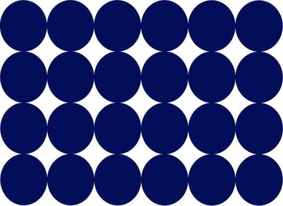 Blue Polka Dots Background - Birthday Background - Designer Strips - Edible Cake Side Toppers- Decorate The Sides of Your Cake! - D1422
