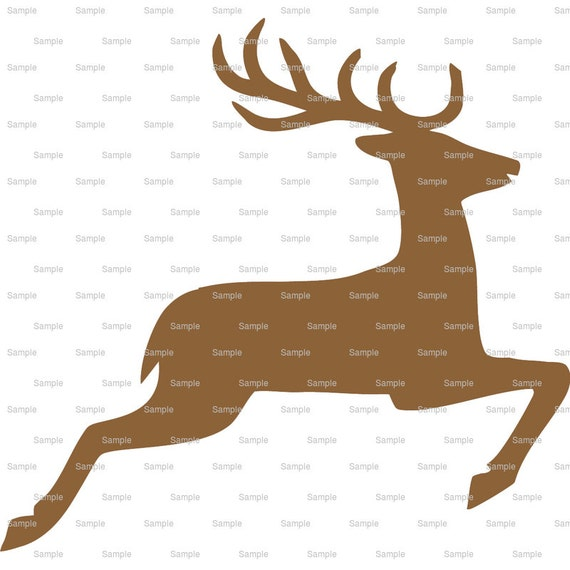 Deer Hunting Birthday ~ Edible 2D Fondant Birthday Cake/Cupcake Topper ~ D3962