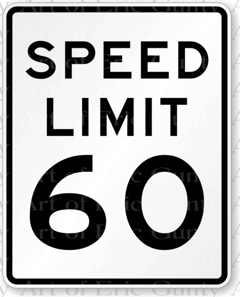 Speed Limit 60th Birthday