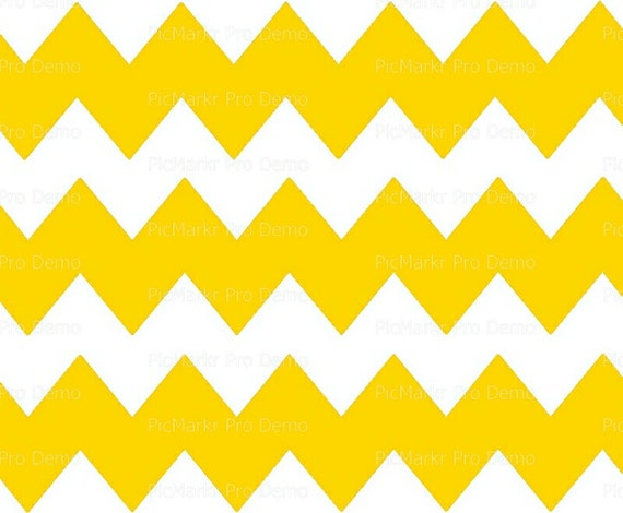 """Gold 2"""" - Chevron Background Birthday - Edible Cake and Cupcake Topper For Birthday's and Parties! - D10055"""