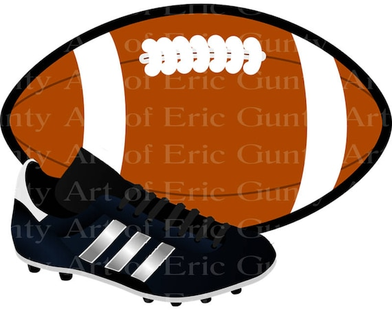 Football Star Birthday - Edible Cake and Cupcake Topper For Birthday's and Parties! - D22868