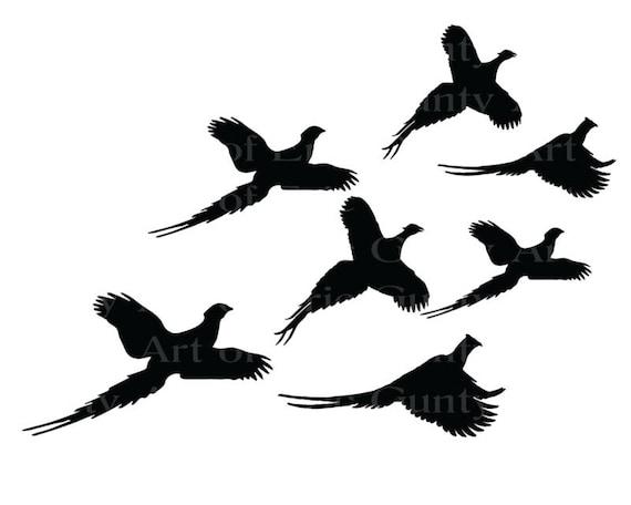 Pheasant Hunting Birthday ~ Edible 2D Fondant Birthday Cake/Cupcake Topper ~ D22626