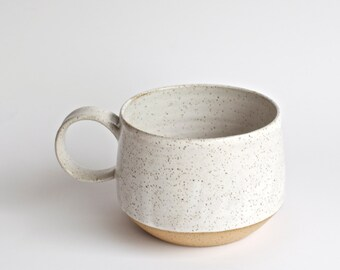 Latte Mug - READY TO SHIP - Handmade Pottery Mugs - Ceramic Cups - Soup Mugs - Ceramic Mugs - Coffee Mugs - Hot Cocoa Mugs - Teacups