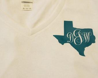 Texas Monogram Shirt