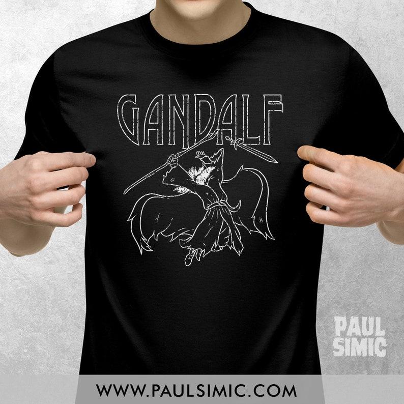 The Wizard  Adult Shirt  Women TShirt  Men Shirt  Black