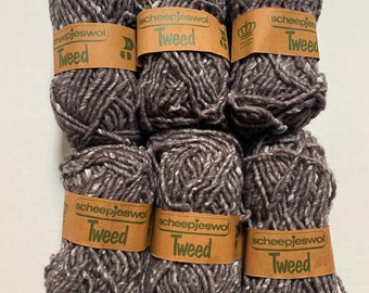 SCHEEPJESWOl Cotton Fantasie Luxury Yarns Made in Holland Lot of 10
