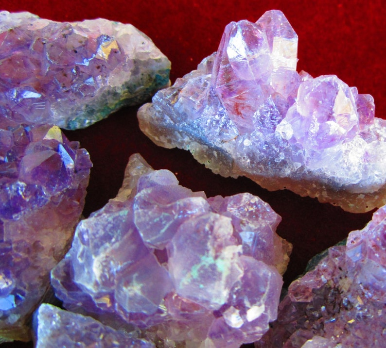 54c3e3d9df4 WHOLESALE AMETHYST GEODE Crystal Clusters 1 2 to 50 Lb Lot