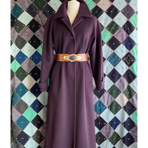 Jones Wool Coat, Maxi Winter Coat