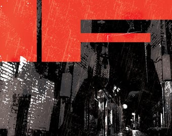 Graphic Novel: IF Anthology Crime (Alterna Comics, 2017) Graphic Novel Anthology