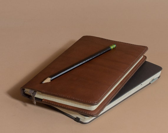 Moleskine Cover for Journal, Sketchbook, or Calendar