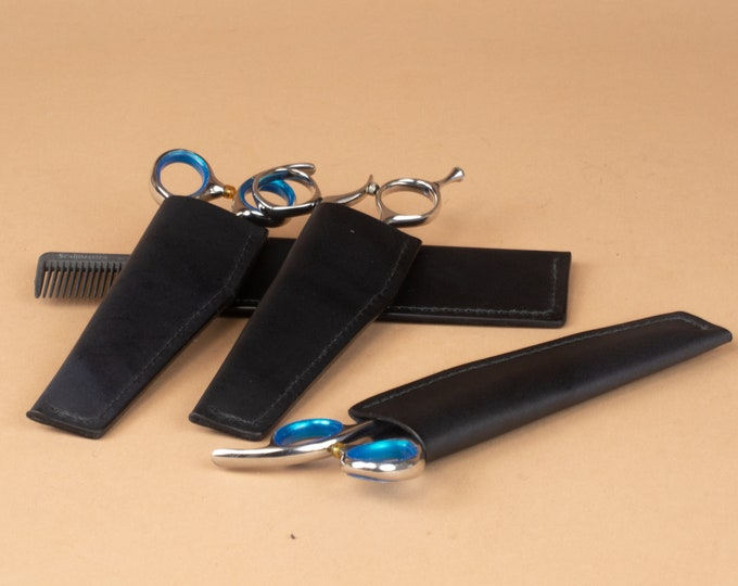 Hairdressers' Shears and Comb Covers - Custom Tool Covers
