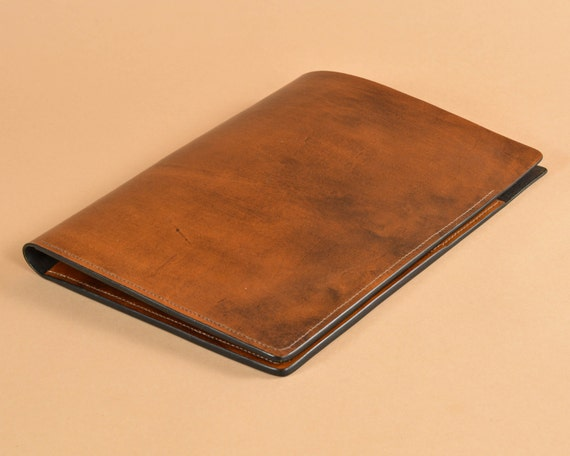 Leather Folder - Presentation Folder - Resume Folder - Document Carrier