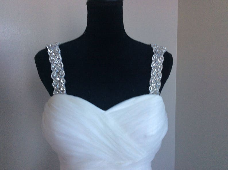 wedding dress straps crystal strap crystal straps for dress straps for dress dress strap
