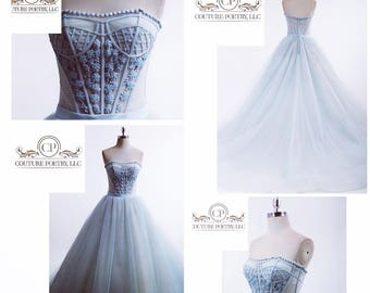 Haute Couture, Red Carpet Gown