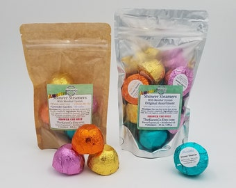 092f642a475 Aromatherapy Shower Bombs