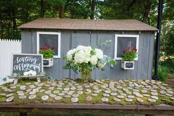 Custom wedding chalkboard, seating chart, rustic wedding signage, escort cards, seating assignments, hand lettered wedding chalkboard