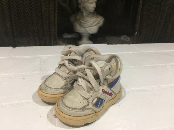 Vintage Retro Sneakers Shoes baby