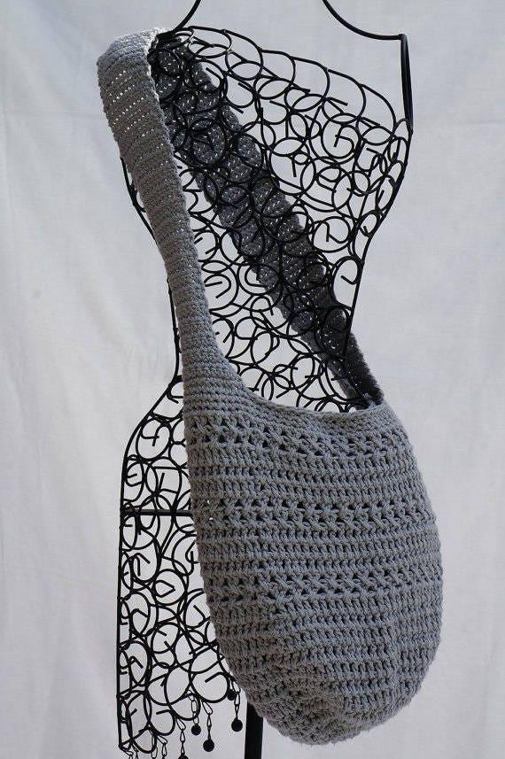 Crochet Pattern Crochet Bag Pattern Crochet Cross Body Bag Etsy