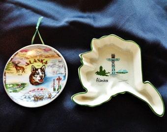 NEW Alaskan Husky IPA Iron On Patch Alaska Patch Great Souvenir picture