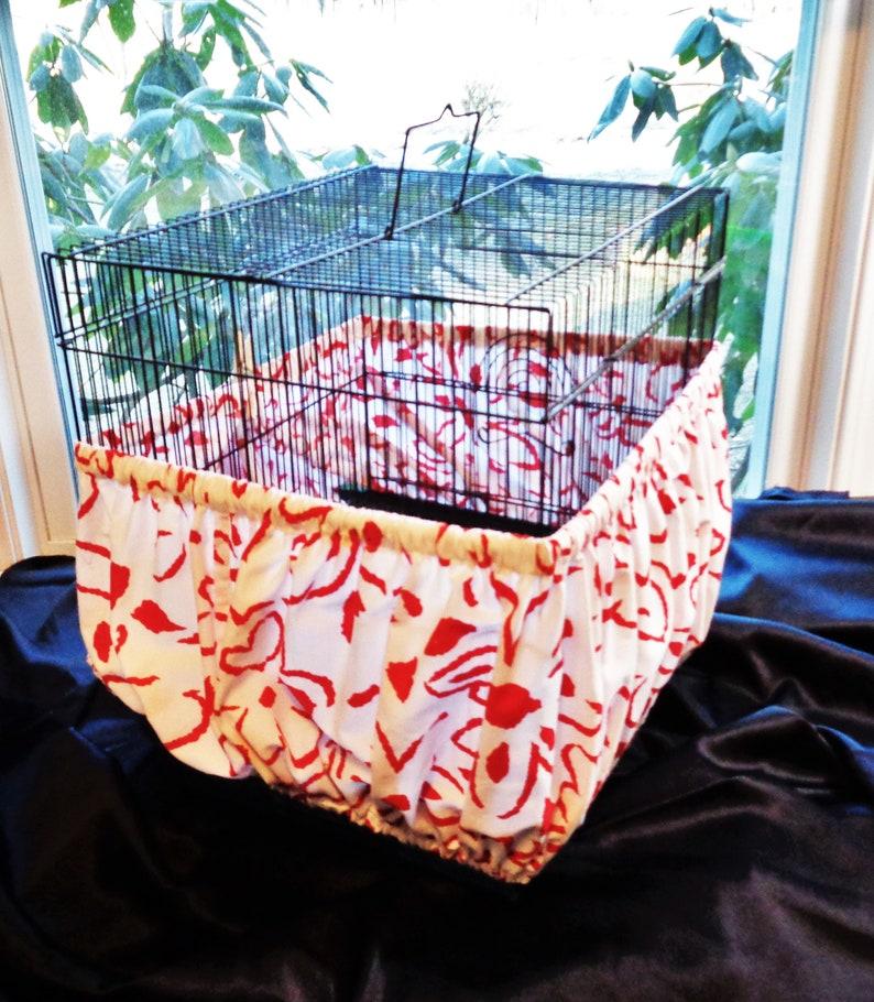 Extra LARGE Bird Cage Skirt
