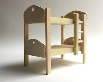 Etagenbett Puppen Holz : Beliebte kinder holz puppe schaukel spielzeug bildungs süße