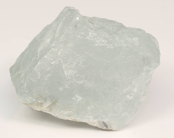Beautiful Ice Blue Aquamarine Crystal