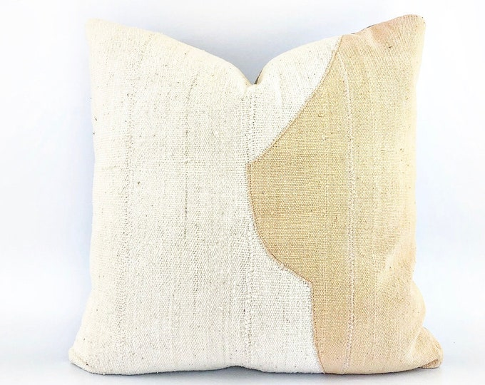 The Side Boob Modern Silhouette Pillow Cover 20x20