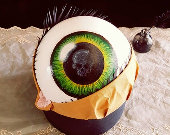 Eye Ball Hat Box Gift Box