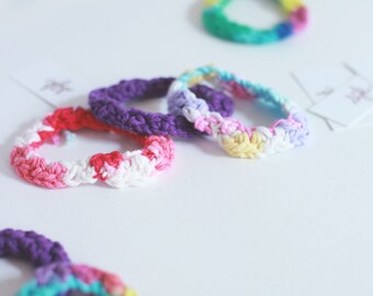 Crochet Friendship Bracelets - Fun Kids and Teens Friendship Bracelet Gifts and Party Favors