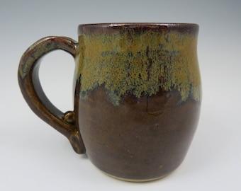 Pottery Mug ~ Pottery Coffee Cup ~ Mug ~ Tea Cup ~ Ceramic Mug ~ Handmade Mug