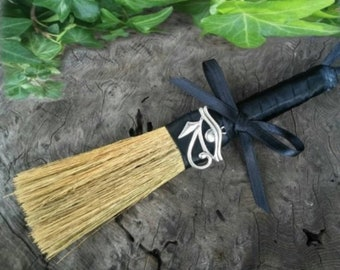 Witches Altar Broom, Besom Broom, Altar Besom