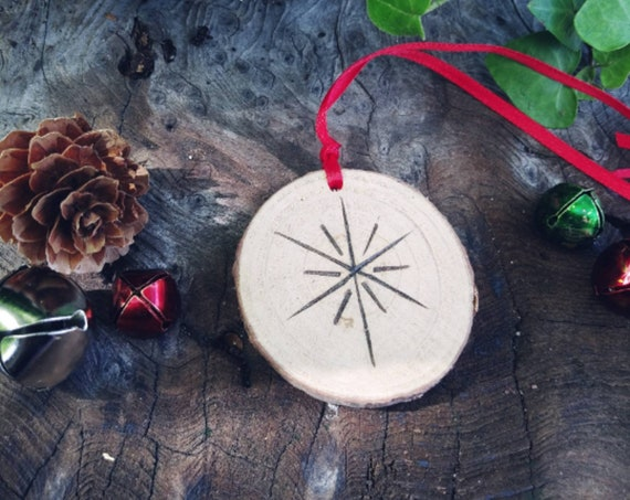 Cinnamon Slice Yule Decoration 20