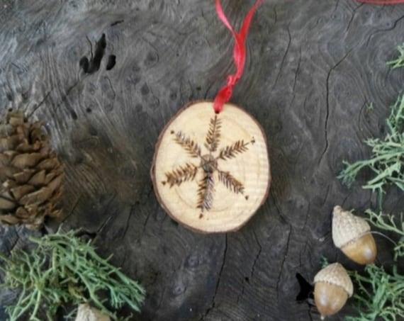 Cinnamon Slice Yule Decoration 3