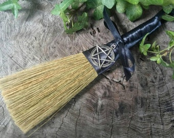Witches Altar Besom, Small Broom