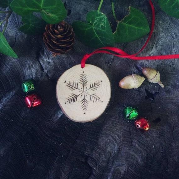 Cinnamon Slice Yule Decoration 12