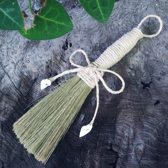 Sea Witch Broom, Witches Altar Broom