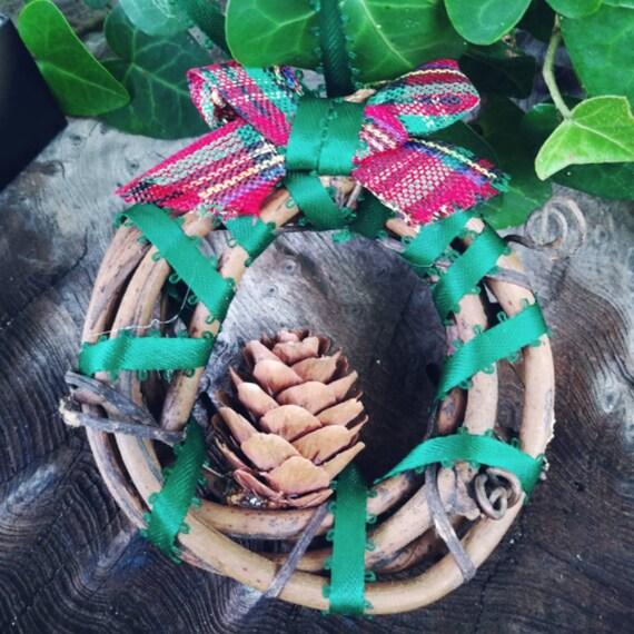 Xmas Tree Ornament, Wreath for Christmas