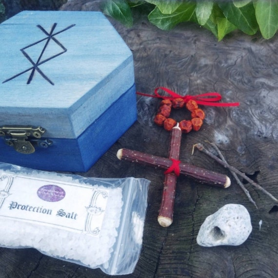 Protection Spell Kit, Protection Reliquary