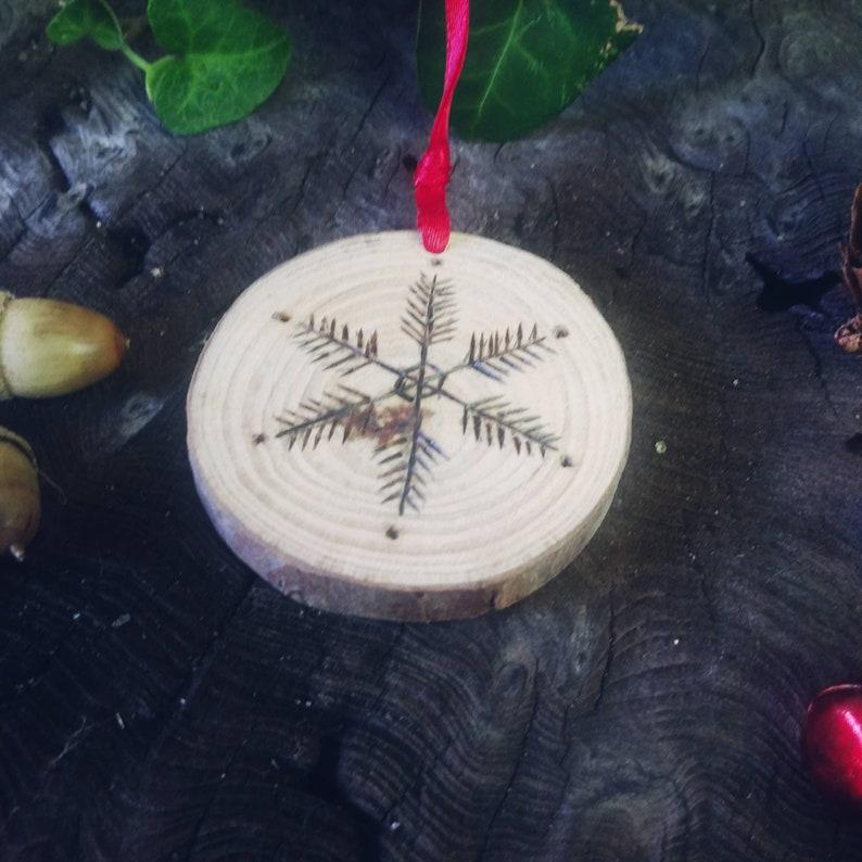 Cinnamon Slice Yule Decoration 15