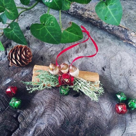 Cinnamon Yule Log Pagan Christmas 2