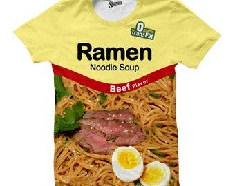 Ramen Noodle Hoodie Etsy