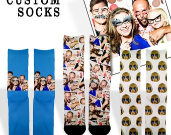 Custom Face Socks | 1 DAY SALE | customized socks | Personalized socks | Custom Photo Socks | Custom Socks | Picture Socks | Birthday Gift
