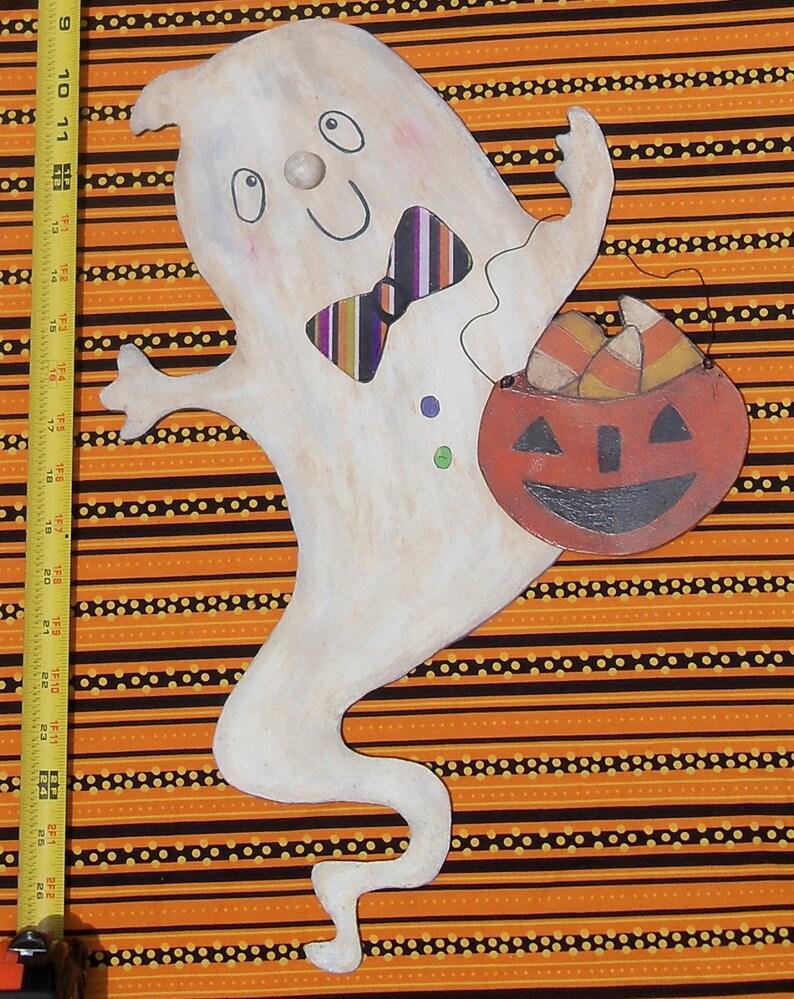 Halloween Ghost Door Hanger