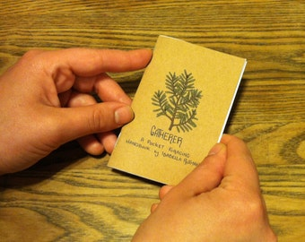 Gatherer: A Pocket Foraging Guide by Isabella Rotman