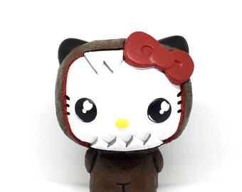 Hello Kitty in Domo costume